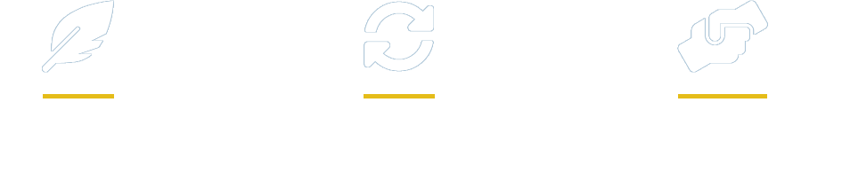 With ThankTank, write better thank yous, automate your workflow, and manage donor relations.